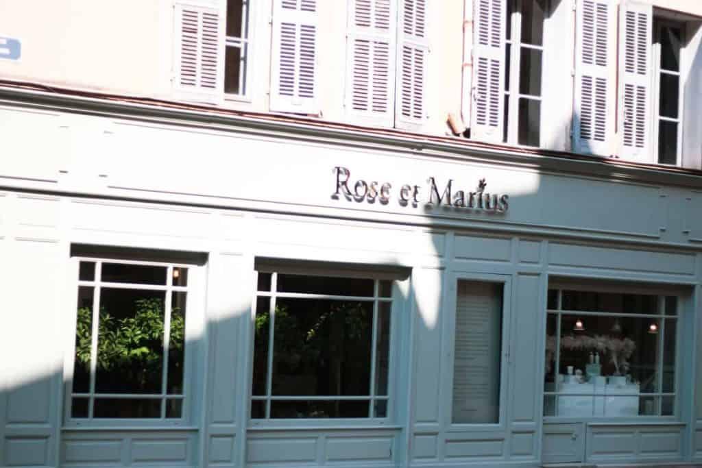 Rose et Marius, Concept Store in Aix-en-Provence