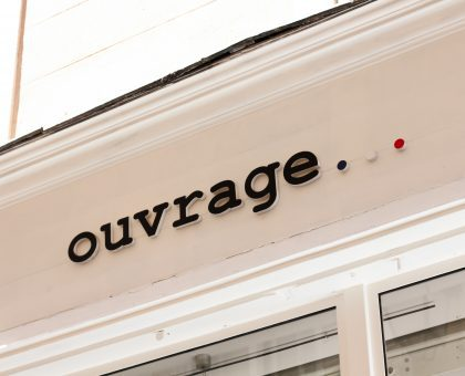 Ouvrage... concept store in Aix-en-Provence