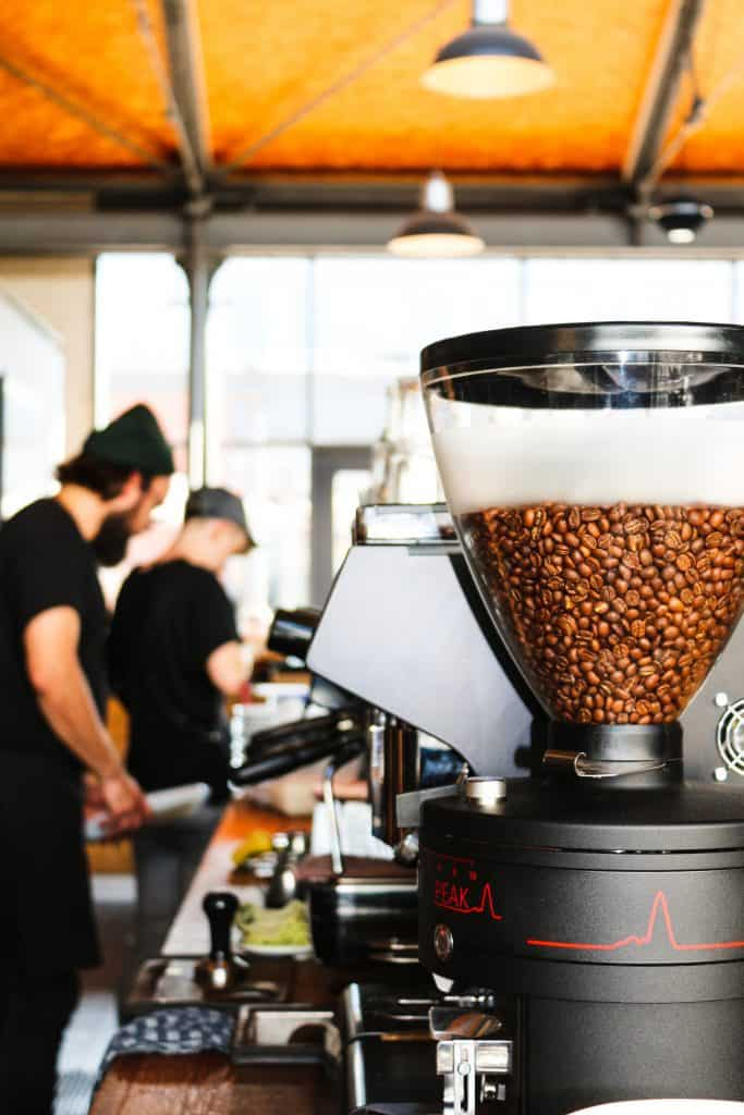 elbgold: Hamburger Roastery, pioneer of the Third Wave of Coffee