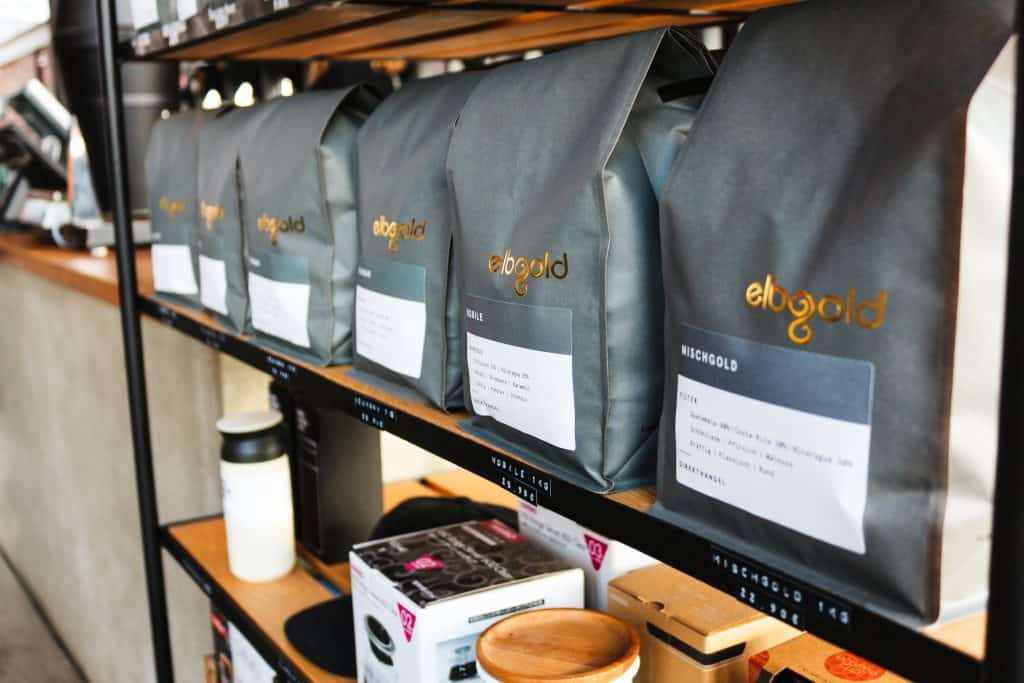 elbgold coffee: bring fresh coffee beans at home
