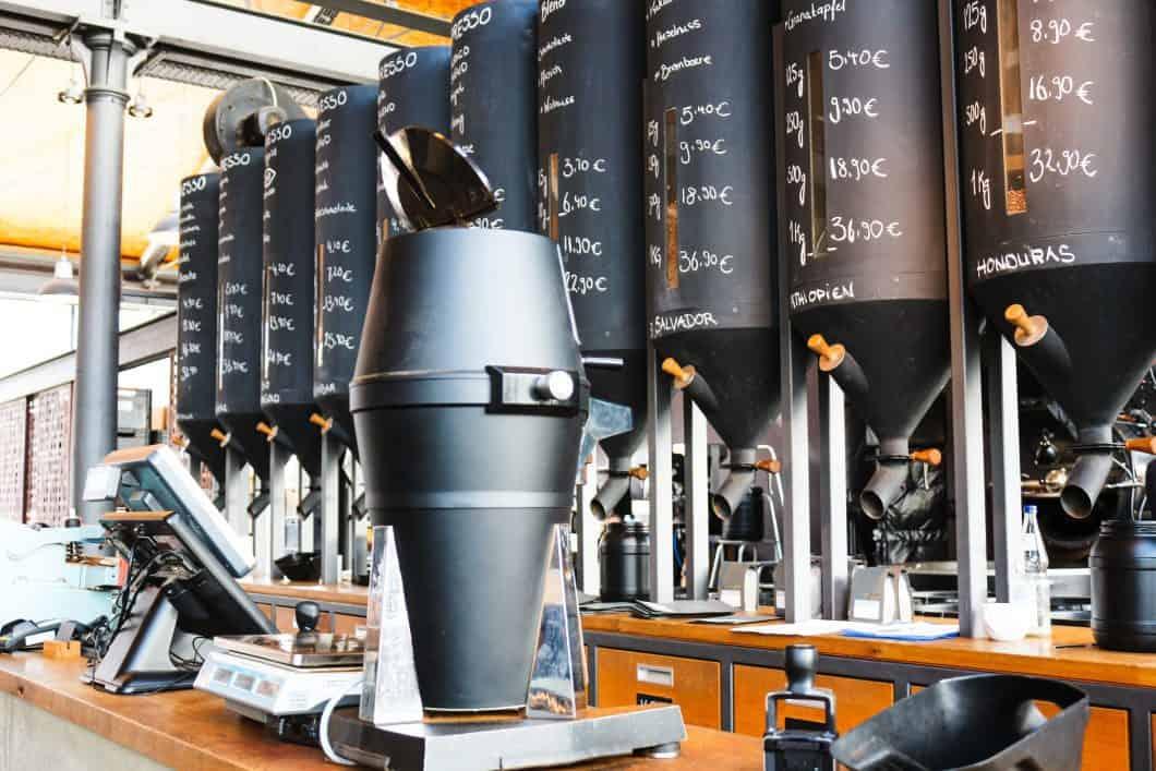 elbgold: Specialty Coffee Roastery in Hamburg