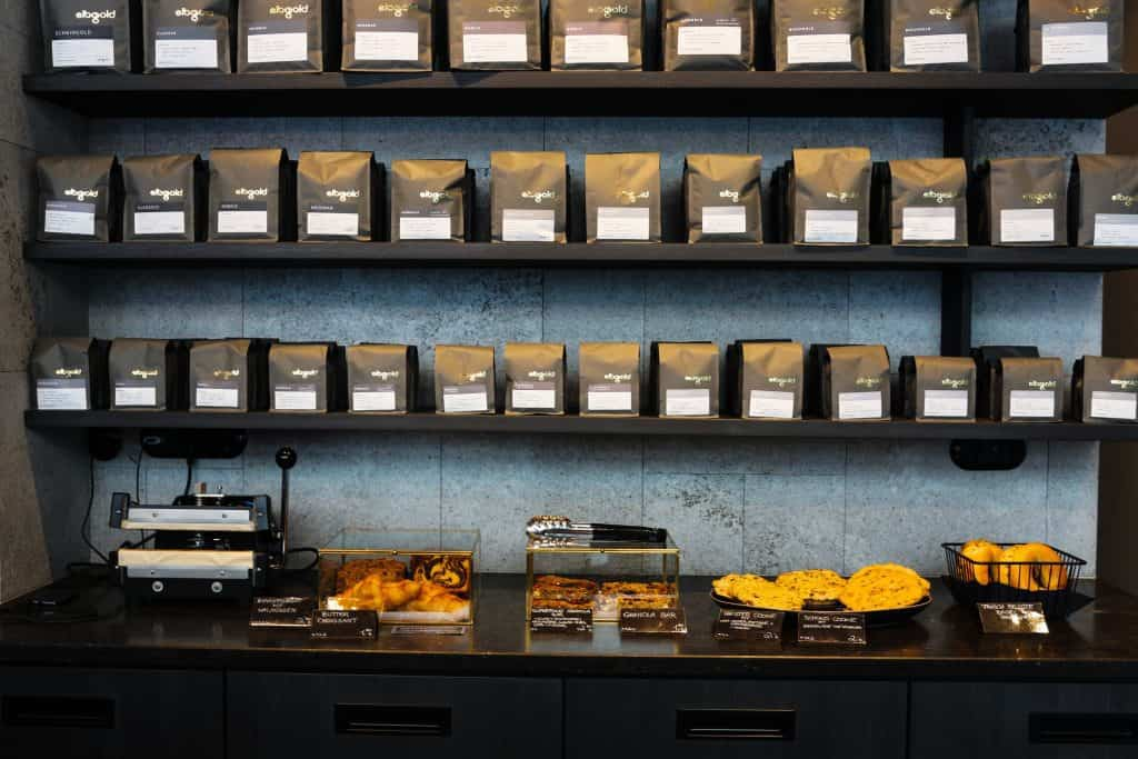 elbgold Coffee Lab in Hamburg: a place focusing only on coffee