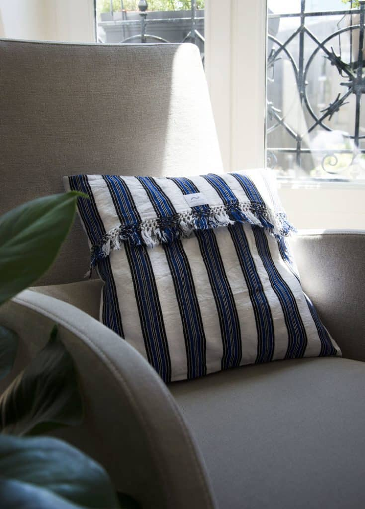 Maison Dassam ethic Cushion