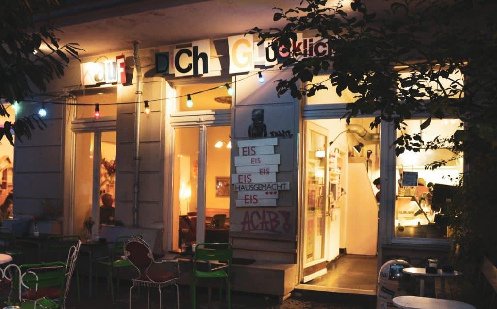 Kauf Dich Glücklich: Waffle-Ice-Cafés in Berlin