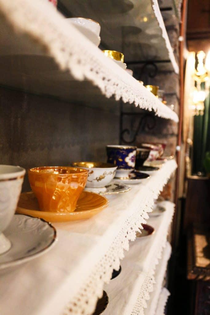 Instabul Concept Store in Balat quarter: Velvet Café Balat