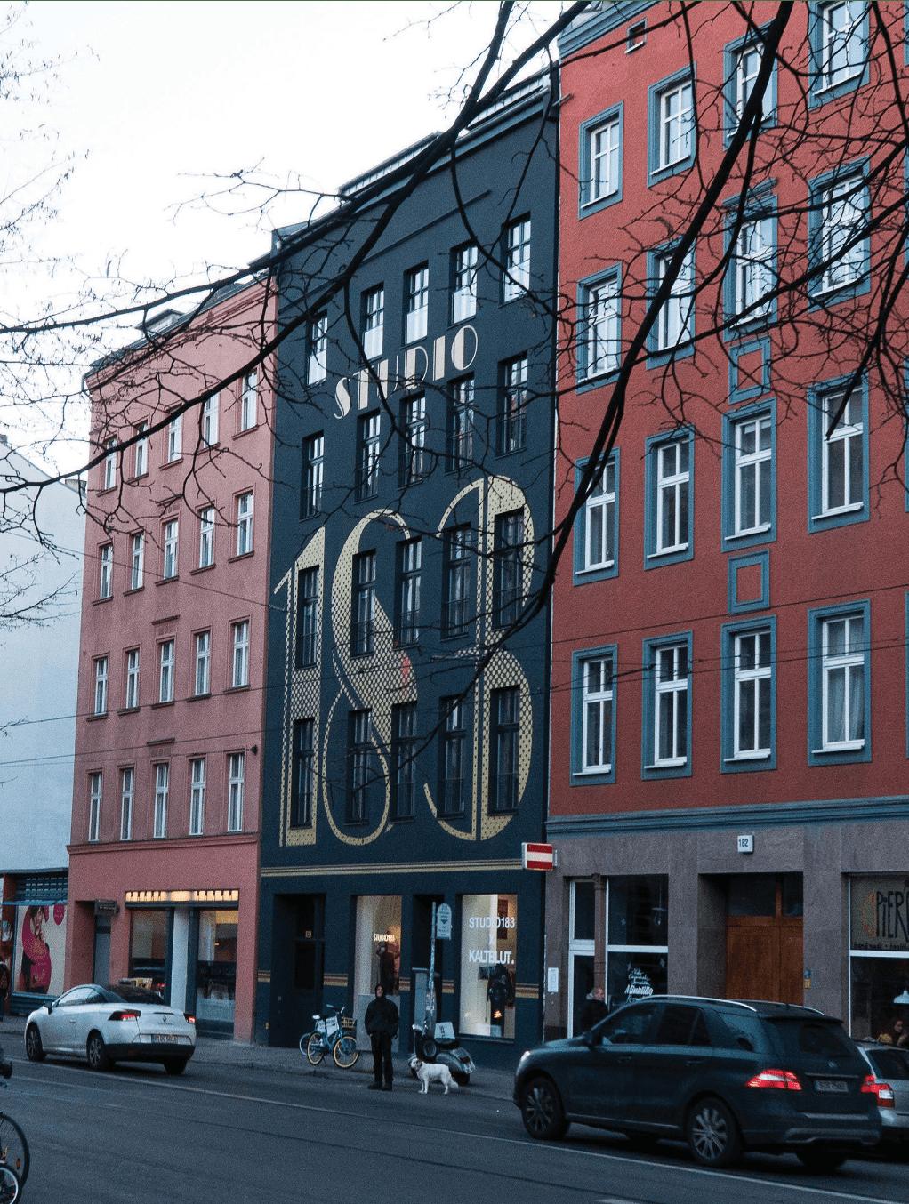 Studio 183 Berlin, Mitte