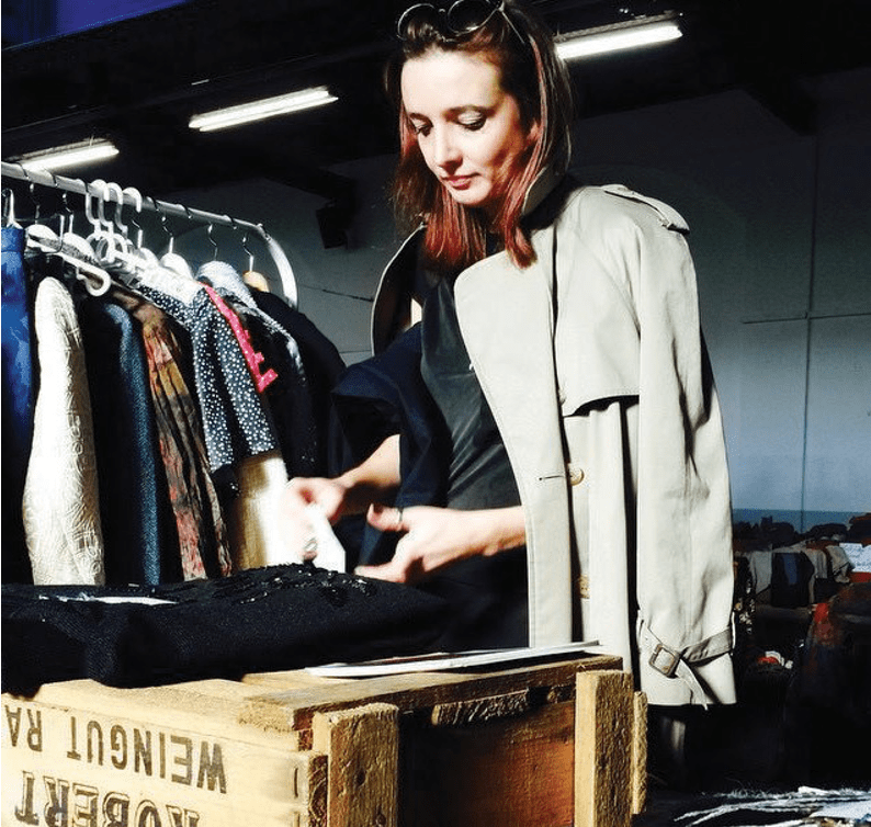Katrina on Flea Markets