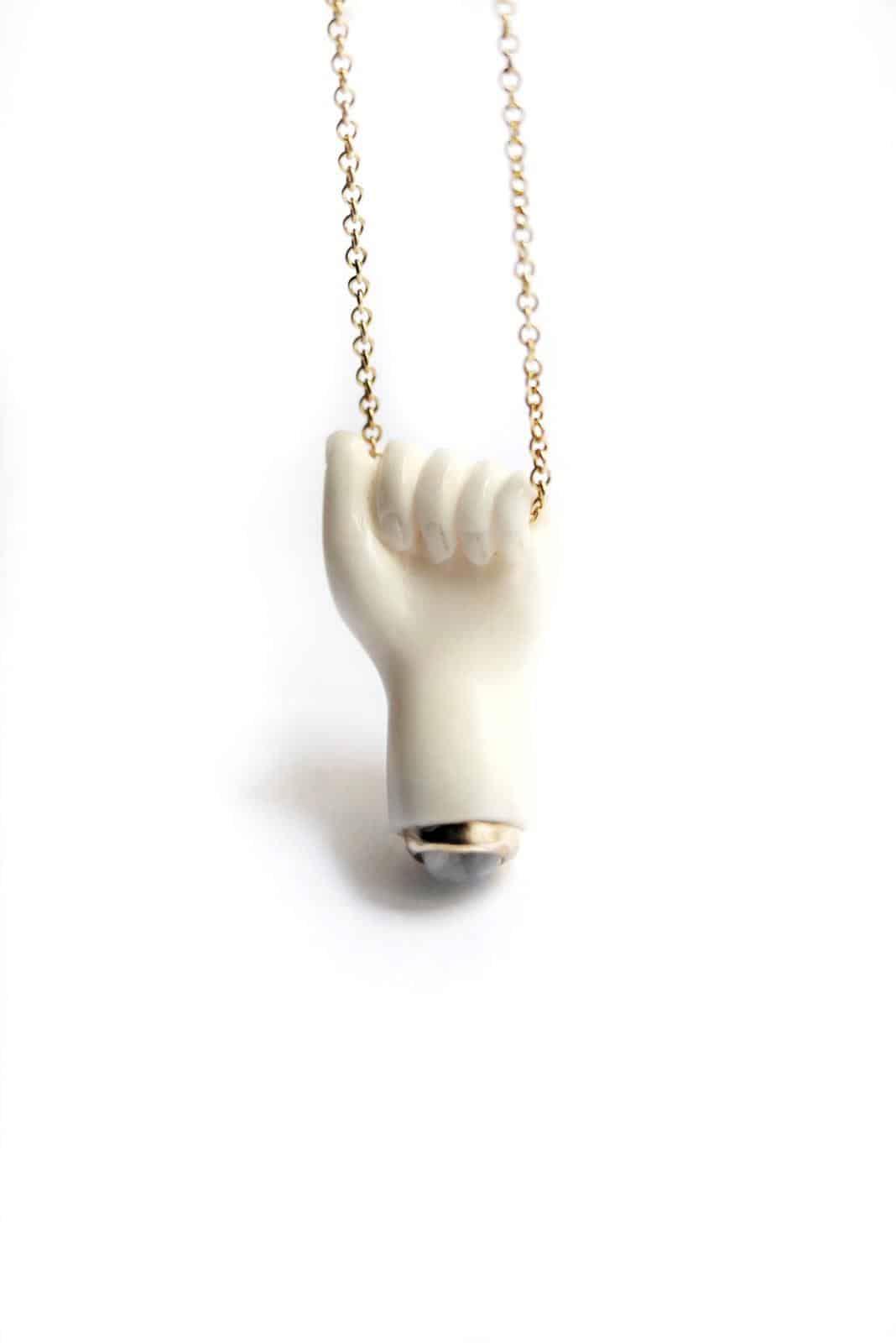 MOODra hand by Kari Mineralosophie